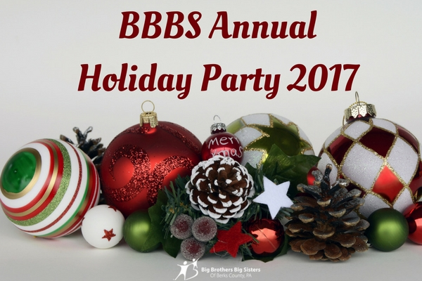 BBBS AnnualHoliday Party2017
